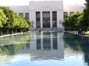 Rt. 66: Colorado Blvd: Pasadena City College