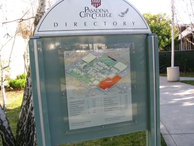 Rt. 66: Colorado Blvd: Pasadena City College Directory