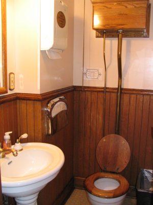 Rt. 66: Heritage Square: restroom