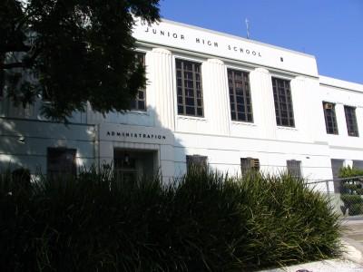 Rt 66: LA: Florence Nightingale Middle School