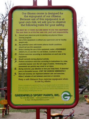 Rt 66: LA: Greenfield Sport Parks Inc