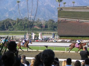Santa Anita 2008: Five Gold Bars to win
