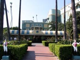 Santa Anita 2008: entrance