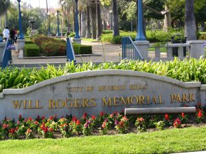 Sunset Boulevard - Part 12.5: Rodeo Drive, Will Rogers Memorial Park