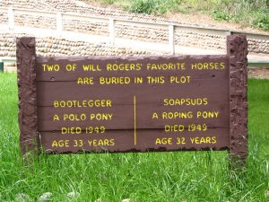 Sunset Boulevard - Part 17.5: Will Rogers State Historic Park: Bootlegger & Soapsuds
