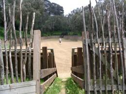 Sunset Boulevard - Part 17.5: Will Rogers State Historic Park: John Varley, corral