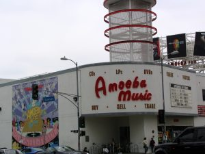 Sunset Boulevard - Part Eight: Out of the closet and deep into Hollywood: Amoeba Records