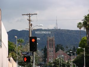 "Sunset Boulevard - Part Seven: ""Poverty Row"" - Hollywood Sign"
