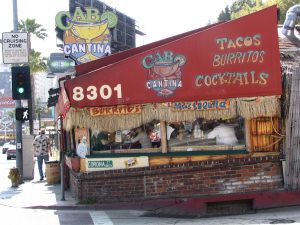 Sunset Boulevard – Part Ten: The Strip: Cabo Cantina