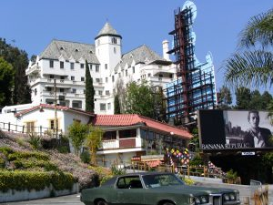 Sunset Boulevard – Part Ten: The Strip: Chateau Marmont