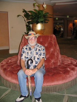 Sunset Boulevard – Part Thirteen: Where the sidewalk ends: John Varley, Beverly Hills Hotel lobby