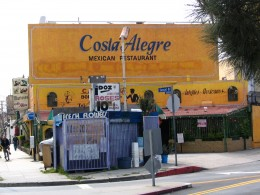 Sunset Boulevard - Part Three: Echo Park, Costa Alegre