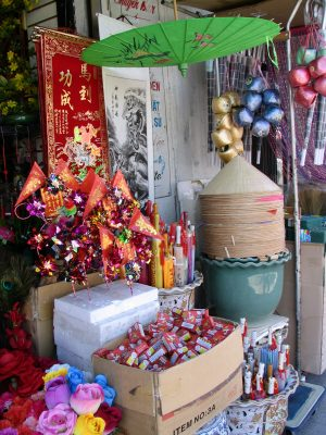 Sunset Boulevard - Part Two: Chinatown shop 2