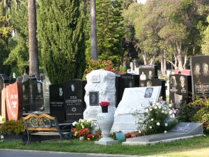Sunset Boulevard – The Dead: Part 1 - Hollywood-Forever: crowded