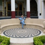 Sunset Boulevard – coda: Getty Villa, John Varley