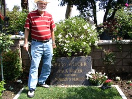 The Dead - Part 2: Pierce Brothers Westwood Village Memorial Park: John Varley, Billy Wilder