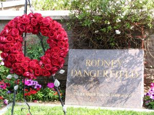 The Dead - Part 2: Pierce Brothers Westwood Village Memorial Park: Rodney Dangerfield