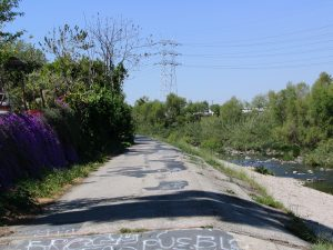 Up LA River Part 1: the trail