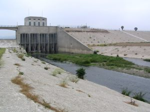 Up LA River Part 12: Sepulveda Dam 2