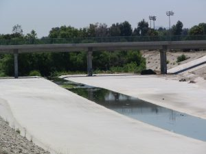 Up LA River Part 12: concrete again