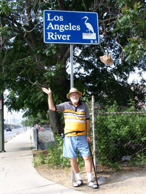 Up LA River Part 13: John Varley at the beginning