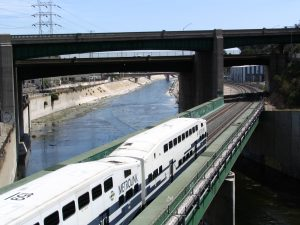 Up LA River Part 2: Metrolink