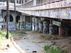 Up LA River Part 2: path peters out