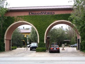 Up LA River Part 4: DreamWorks front gate
