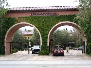 Up LA River Part 4: DreamWorks front gate