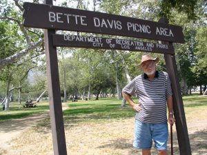 Up LA River Part 5: John Varley at Bette Davis Picnic Area