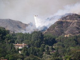 Up LA River Part 6: Griffith Park fire 2