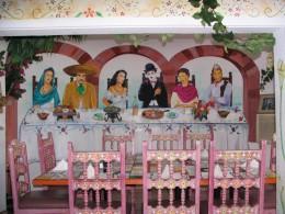Wilshire Blvd Part 1: La Parilla mural