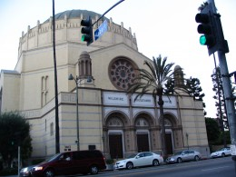 Wilshire Blvd Part 2: Wilshire Blvd Temple