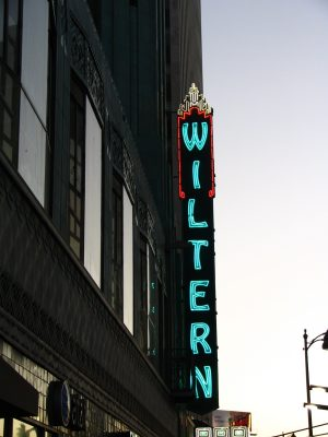 Wilshire Blvd Part 2: Wiltern
