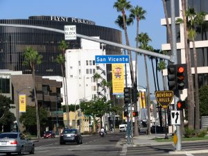 Wilshire Blvd Part 3: Beverly Hills