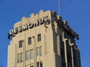 Wilshire Blvd Part 3: Desmond's