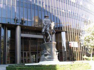 Wilshire Blvd Part 3: John Wayne