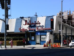 Wilshire Blvd Part 3: Johnie's Coffee Shop