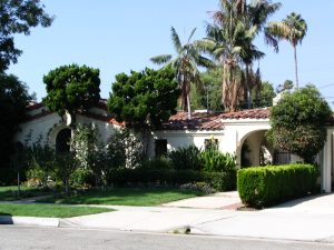 Wilshire Blvd Part 4: East Beverly Hills bungalow