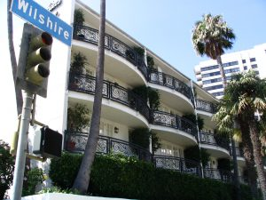 Wilshire Blvd Part 5: Beverly Hills Plaza Hotel