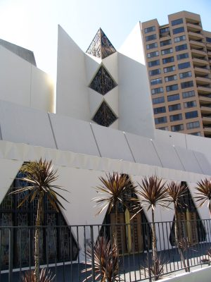 Wilshire Blvd Part 5: Temple on Wilshire