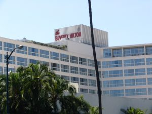 Wilshire Blvd Part 6: Beverly Hilton