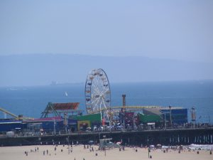 Wilshire Blvd Part 6: Santa Monica Pier