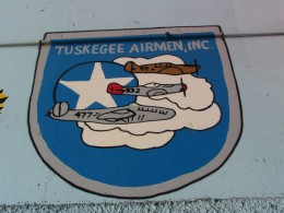 Wilshire Blvd Part 6: Tuskegee Airmen Inc