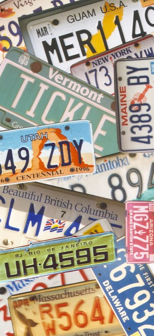 2000 license plates 1