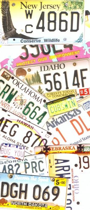 2000 license plates 3