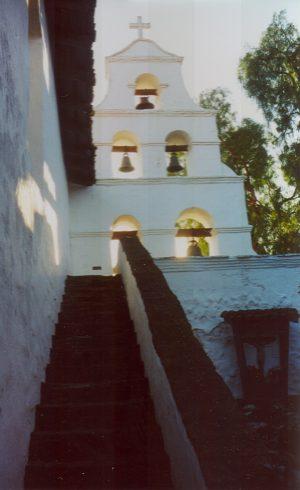 21 Missions: San Diego bells