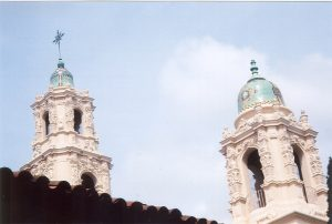 21 Missions: San Francisco cathedral 1