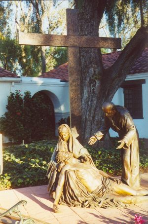 21 Missions: statuary 2