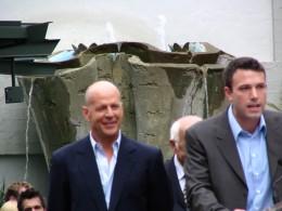 Bruce & Ben Affleck